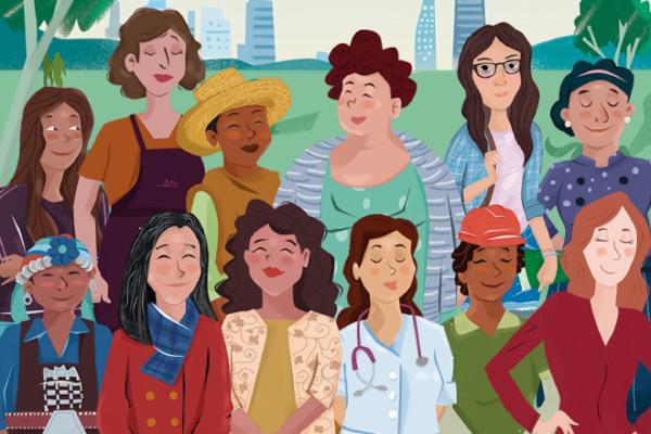 Guia Ilustrada contra estereotipos de genero